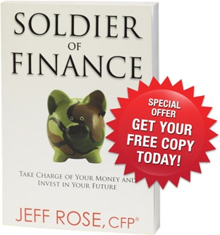 Soldier of Finance, Yours Free with Special Offer