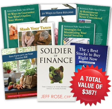 Soldier of Finance Book and Special Reports